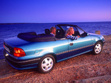 Opel Astra Cabrio (F) 1993–94 photos