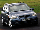 Opel Astra Caravan (G) 1998–2004 images