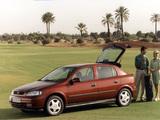 Opel Astra 5-door (G) 1998–2004 photos