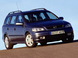 Opel Astra Caravan (G) 1998–2004 pictures