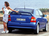 Opel Astra OPC (G) 1999–2001 images