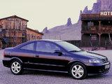 Opel Astra Coupe (G) 2000–04 photos