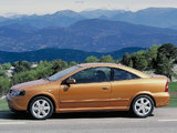 Opel Astra Coupe (G) 2000–04 photos