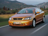 Opel Astra Coupe (G) 2000–04 pictures