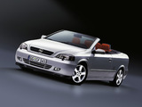 Opel Astra Cabrio (G) 2001–05 pictures