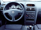 Opel Astra OPC (G) 2002–04 images