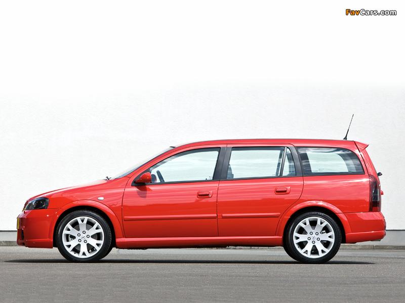Opel Astra OPC Caravan (G) 2002–04 images (800 x 600)