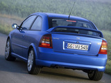 Opel Astra OPC (G) 2002–04 pictures