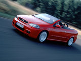 Opel Astra OPC Cabrio (G) 2002–04 pictures