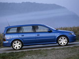 Opel Astra OPC Caravan (G) 2002–04 wallpapers