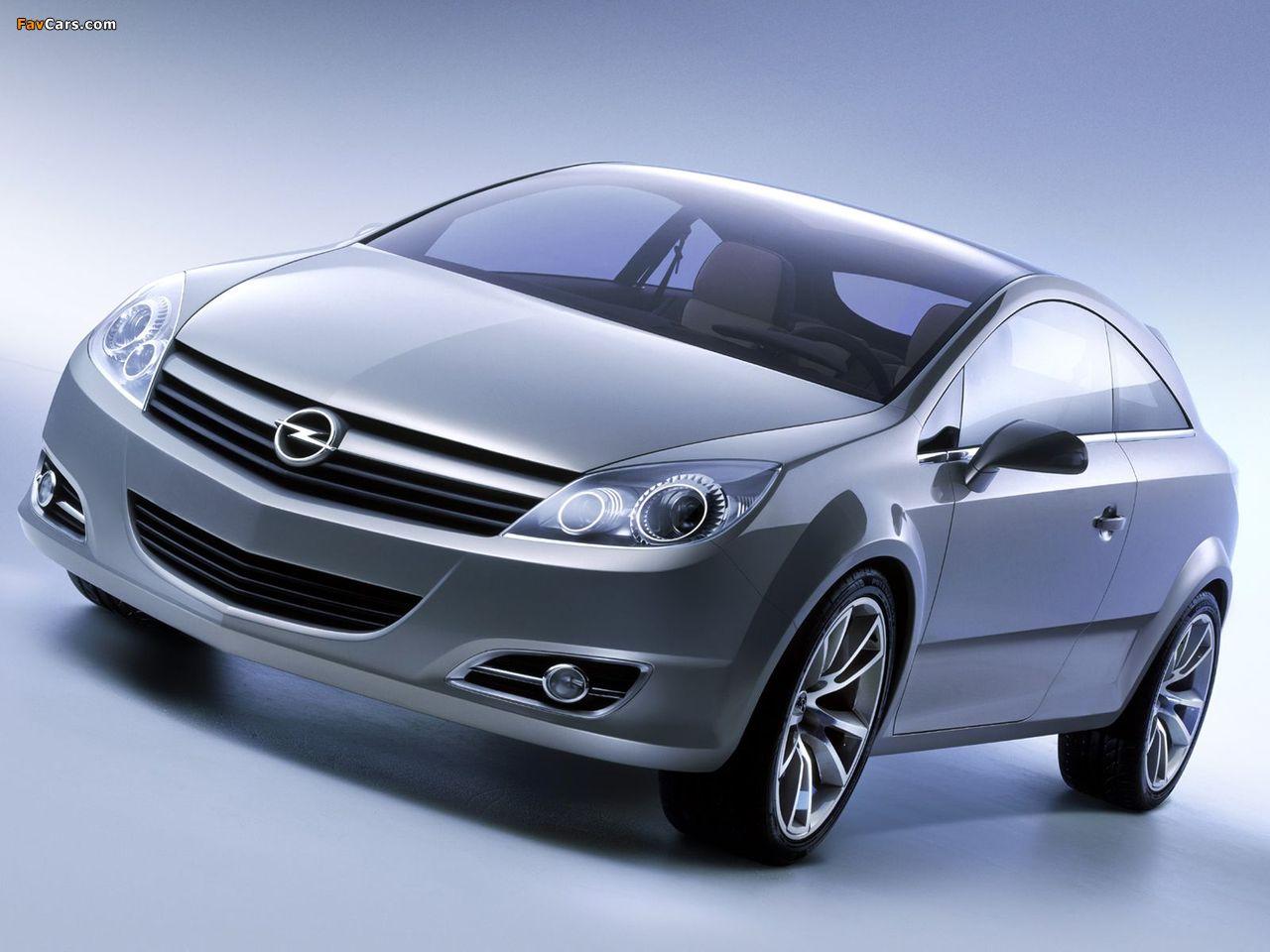 Opel GTC Concept 2003 images (1280 x 960)