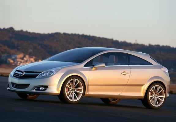 Opel Gtc Concept 2003 Photos