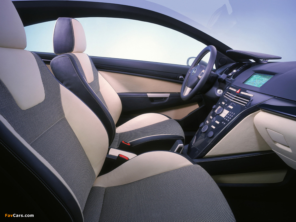 Opel GTC Concept 2003 pictures (1024 x 768)