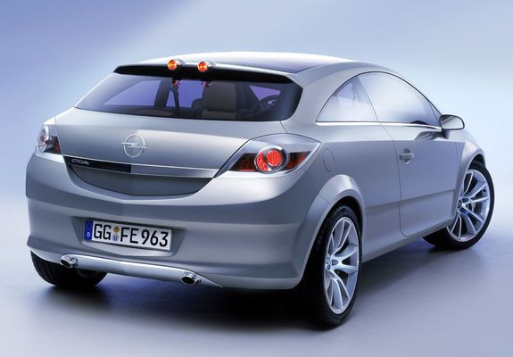 Opel Gtc Concept 2003 Pictures