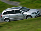 Opel Astra Caravan (H) 2004–07 images