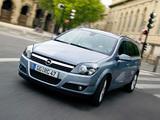 Opel Astra Caravan (H) 2004–07 photos