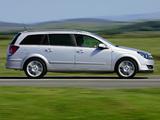 Opel Astra Caravan (H) 2004–07 pictures