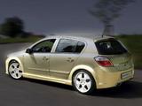 Koenigseder Opel Astra 5-door (H) 2004–09 wallpapers
