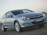 Opel Astra GTC Hybrid Concept (H) 2005 images