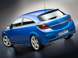 Opel Astra OPC (H) 2005–10 pictures
