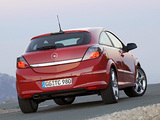 Opel Astra GTC (H) 2005–11 wallpapers