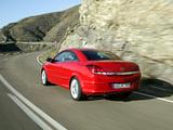 Opel Astra TwinTop (H) 2006–10 photos