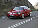 Opel Astra TwinTop (H) 2006–10 wallpapers