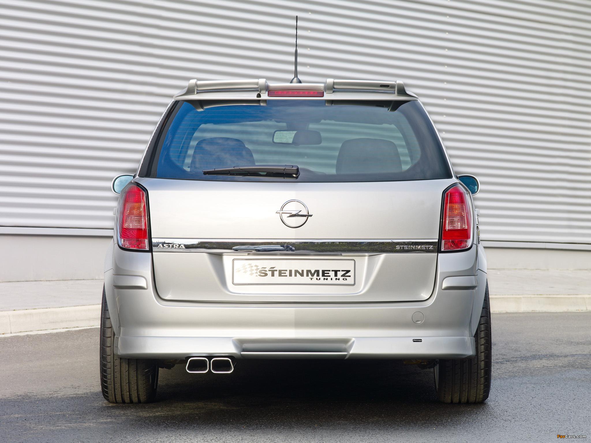 Steinmetz Opel Astra Caravan (H) 2007 images (2048 x 1536)