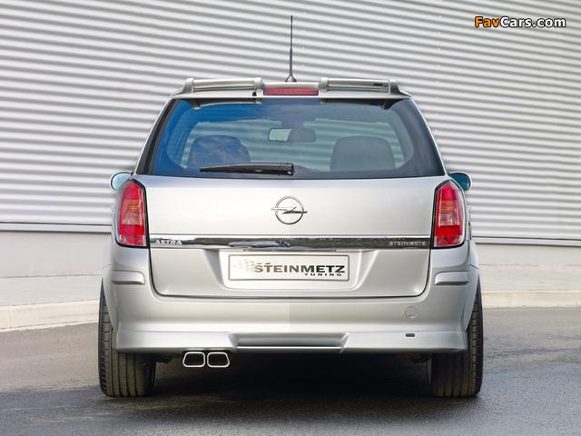 Steinmetz Opel Astra Caravan (H) 2007 images (640 x 480)