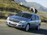 Opel Astra Caravan (H) 2007 images
