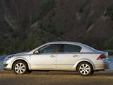 Opel Astra Sedan (H) 2007 images