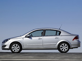 Opel Astra Sedan (H) 2007 photos