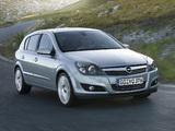 Opel Astra Hatchback (H) 2007 photos