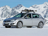 Opel Astra Hatchback (H) 2007 pictures