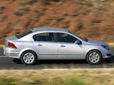 Opel Astra Sedan (H) 2007 pictures