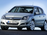 Opel Astra Hatchback (H) 2007 wallpapers