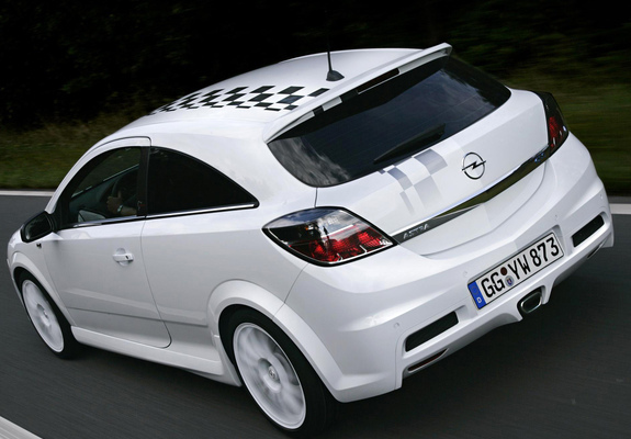 Opel Astra Opc Nrburgring Edition H 2008 Images