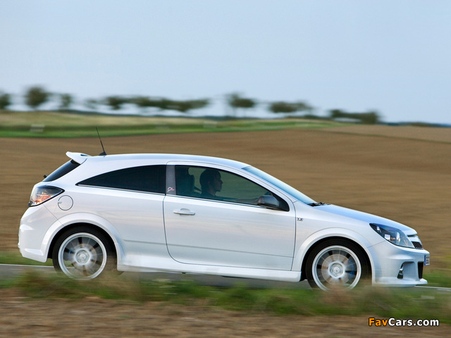 Opel Astra OPC Nürburgring Edition (H) 2008 pictures (640 x 480)