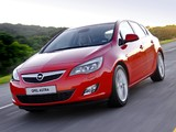 Opel Astra 5-door ZA-spec (J) 2010 pictures