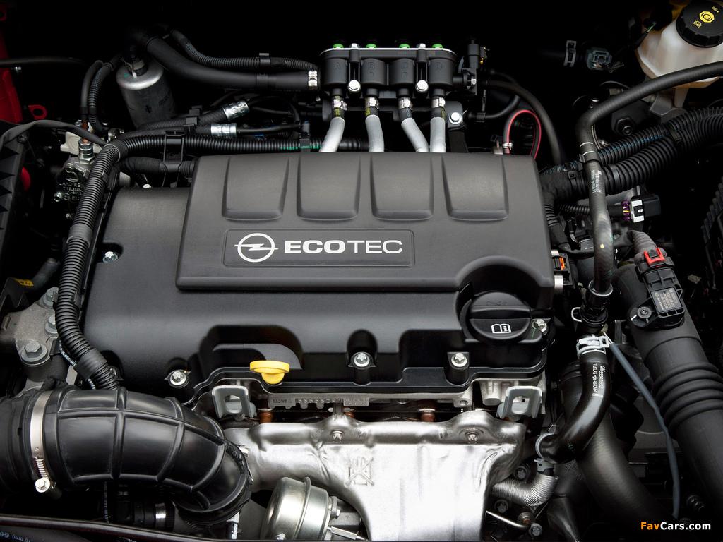 Opel Astra ecoFLEX Sports Tourer (J) 2010–12 pictures (1024 x 768)