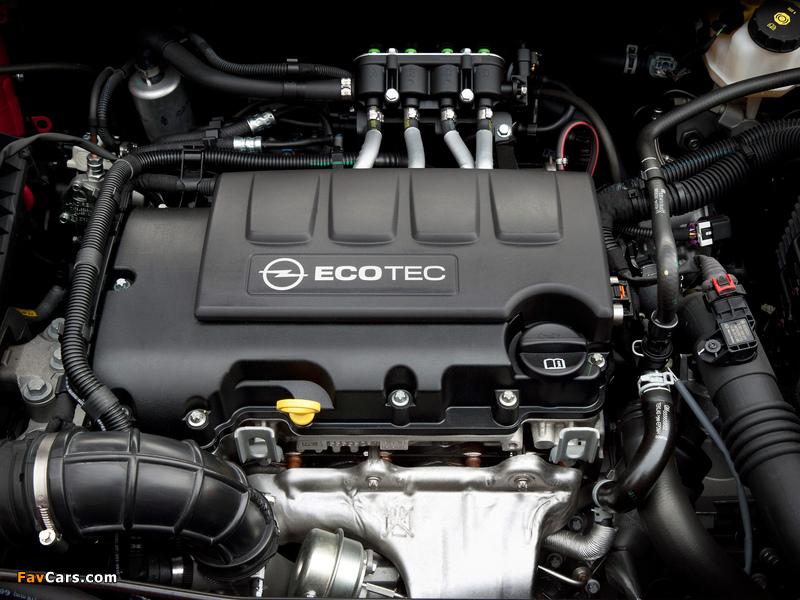 Opel Astra ecoFLEX Sports Tourer (J) 2010–12 pictures (800 x 600)