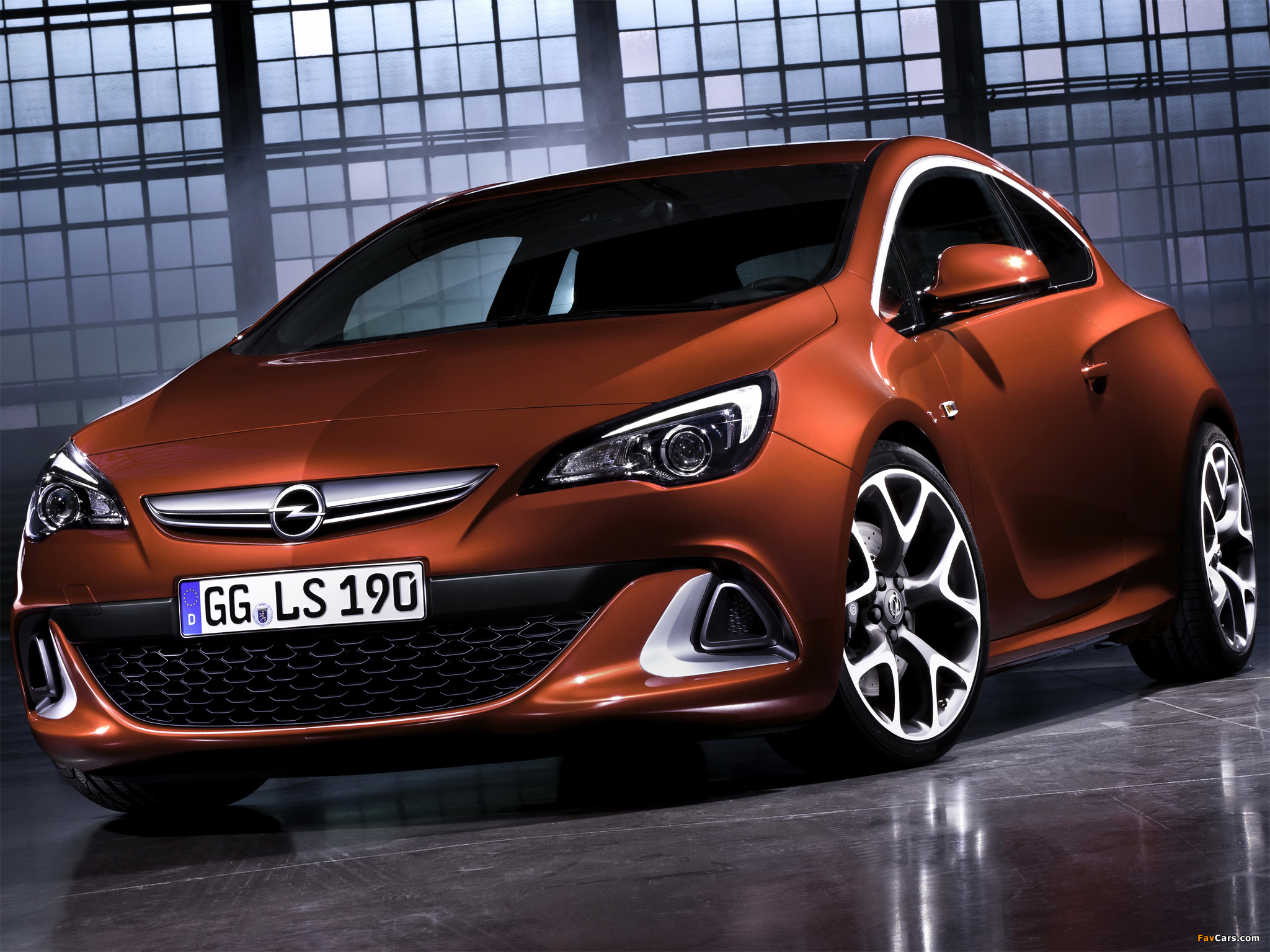 Opel Astra OPC (J) 2011 images (2048 x 1536)