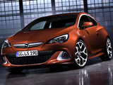 Opel Astra OPC (J) 2011 images