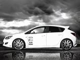 EDS Motorsport Opel Astra Turbo 5-door (J) 2011 images