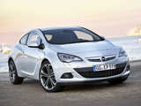 Opel Astra GTC (J) 2011 images