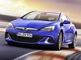 Opel Astra OPC (J) 2011 photos