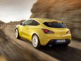 Opel Astra GTC (J) 2011 photos