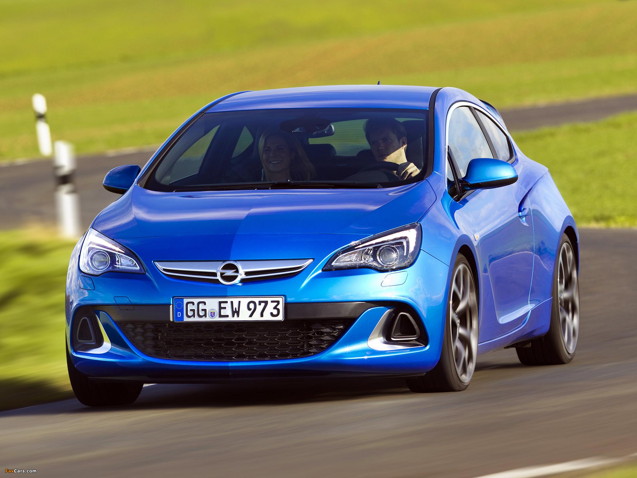 Opel Astra OPC (J) 2011 photos (2048 x 1536)