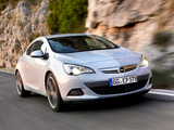 Opel Astra GTC (J) 2011 pictures