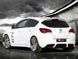 EDS Motorsport Opel Astra Turbo 5-door (J) 2011 wallpapers